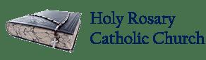 Holy Rosary Catholic Church – Buckhannon Logo
